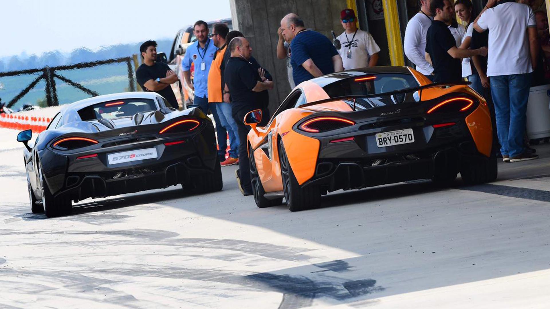 Notícias - McLaren 3 Anos