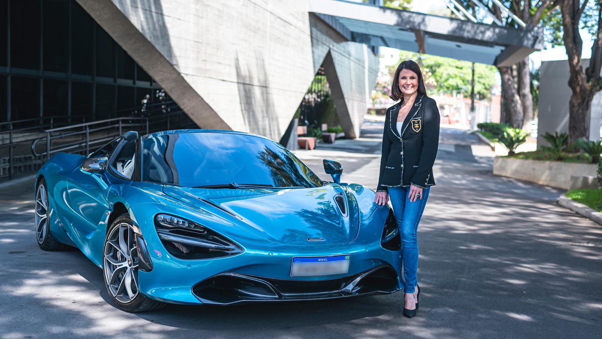 Notícias - McLaren Um Rooftop